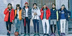 #BTS are handsome models for 'Puma' new winter jacket series! http://www.allkpop.com/article/2016/11/bts-are-handsome-models-for-puma-new-winter-jacket-series
