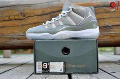 Buy Cheap 378037-001 Grey AIR JORDAN 11 Kobe, Jordan 11 For Sale, Baskets, High Top Sneakers, Sneakers Nike, Retro Men, Cheap Shoes Online, Chuck Taylor Sneakers, Basketball Shoes