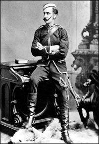NWMP Inspector Edmund Dairymple CLARK