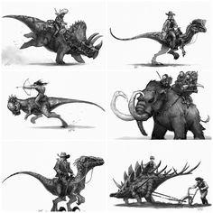 Apokalypští jezdci