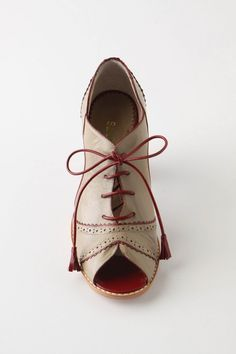 anthropologie ..... I can think of 21 outfits that goes with this lovely shoes