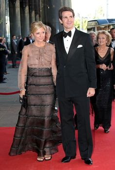 Prince Pavlos of Greece Photo - Maxima's 40th birthday