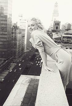 Marilyn Monroe in New York
