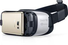 Accesorios novedosos y alucinantes para tu smartphone: Samsung Gear VR