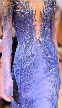 """If I am ever in a situation where someone asks me """"Who are you wearing"""", the answer will be Zuhair Murad..."""