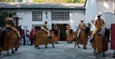 La ganadería charra de Puerto de San Lorenzo debutará en Pamplona en el serial sanferminero donde puede anunciarse la alternativa del…