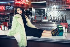 Nylon January 2015,  Charli XCX