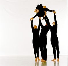 Group dance lifts | dance at brand series louise reichlin dancers sunday march 18 2007 at ...