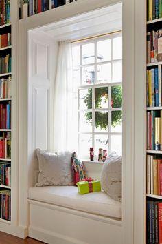 Window Sitting Area Ideas - window seat on pinterest window seats ...