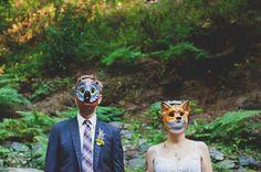 Woodland Owl Wedding