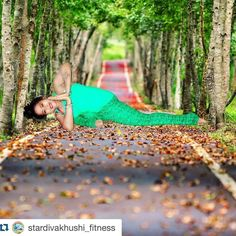 It's day one of the #SpringHasSprungForYogaFun challenge and we love seeing our feed blow up with your Twisted Pigeon Pose pics like this shot from @stardivakhushi_fitness. Her fun personality definitely shows though her Instagram account!  For challenge details visit any of the hosts: @floridahappycamper @elizabethkoroski @rising_phoenix88 @fraliefamily @playinginthedesert  And don't forget that you can get 20% off you #Yogamatic custom yoga mat purchase this month with coupon code…