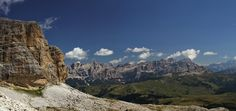 Sella Group mountains | Mountains from Sella Group