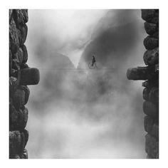 "Saatchi Online Artist: Juliana Manara; C-type 2013 Photography ""The Cyclist"""