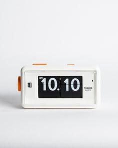Twemco Alarm Flip Clock