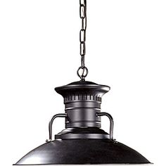 @Overstock - Brighten up any room with this unique single light pendant from the World Imports Luray collection. This charming light fixture features a stunning bronze finish and holds one light. It comes with 10-feet of chain and 12-feet of wire.http://www.overstock.com/Home-Garden/World-Imports-Luray-Collection-Single-Light-Large-Pendant/6291079/product.html?CID=214117 $124.20