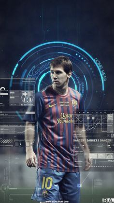 @barcastuff Messi Wallpaper