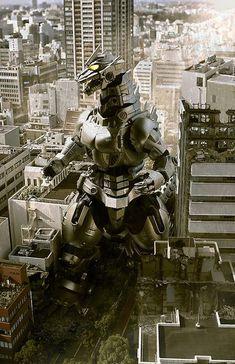 S.H.モンスターアーツ 三式機龍 -S.H. Monster Arts MFS-3 Type 3 Kiryu