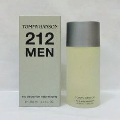Tommy Hanson 212 MEN IDR 55000
