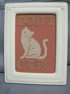 Every kitty cat's attitude ever!