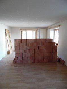 15. April 2015 - …Ziegeldepots auch in der grossen Suite.