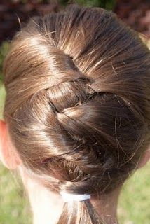 The Switchback Hairstyle @ Princess Piggies