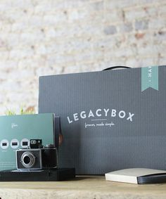 This Legacybox Family Digitizing Kit by Southtree  is perfect! #zulilyfinds