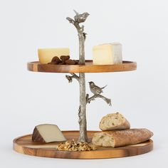 Songbird Cheese Stand