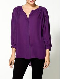 Jeunesse Francoise Silk Blouse | Piperlime