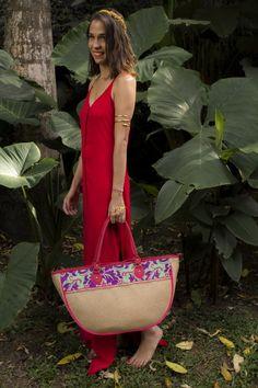 beachwear/handbag/beach handbag