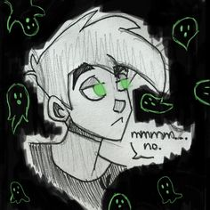 Look at the lil ghosties Best Cartoons Ever, Cool Cartoons, Cartoon Drawings, Cartoon Art, Ghost Boy, Danny Phantom, Old Shows, Ghost Hunting, Drawing Reference