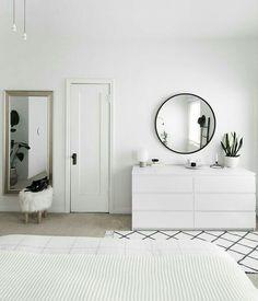 @velvetembraces ➶ Diy Home Decor, Mirror, Ideas, Furniture, Design, Bedroom Decor, Minimal, Mirrors, Home Furniture