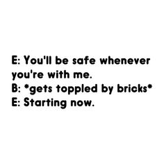 Funny quote from vampires suck ❤ liked on Polyvore featuring quotes, text, words, sayings, funny, saying and phrase