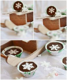 Šuhajdy so salkom Christmas Sweets, Christmas Baking, Gingerbread Cookies, Sweet Treats, Low Carb, Cooking, Recipes, Food, Bakken