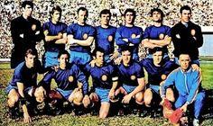 EQUIPOS DE FÚTBOL: SELECCIÓN DE ESPAÑA 1970-71