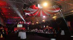 Event Staging: #FriendsofWeCare Vintage Circus   #eventprofs #freeman #innovation