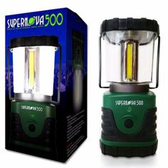 Supernova 500 Ultra Bright Camping Light Review