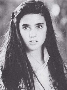 Young Jennifer Connelly as Tee. is listed (or ranked) 1 on the list 26 Pictures of Young Jennifer Connelly Sarah Labyrinth, Labyrinth Movie, Labyrinth 1986, Beautiful Mind, The Most Beautiful Girl, Beautiful Women, Cairo, Jennifer Connelly Young, Jennifer Connelly Labyrinth