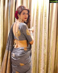Shraddha das cute and hot bollywood Indian actress model unseen latest very beautiful and sexy images of her body curve south ragalhari nave. Bollywood Girls, Bollywood Fashion, Bollywood Actress, Bollywood Saree, Sexy Bluse, Saree Backless, Saree Photoshoot, Saree Models, Saree Look