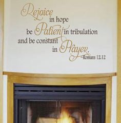 living on love quote for above fireplace christian wall decals