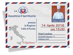 LA FIC incontra il nostro Territorio | Unione Cuochi Valle d'Aosta