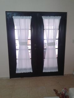 Cortinas para tus #puertas                                                                                                                                                      Más Sweet Dreams, Curtains, Suit, Home Decor, Door Curtains, Entrance Gates, Festival Decorations, Blinds, Decoration Home