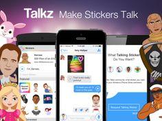 Talkz on TechCrunch