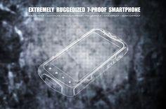 NO.1 X1 5-inch MTK6582 1.3GHz Waterproof Quad core Smartphone Sale - Banggood.com