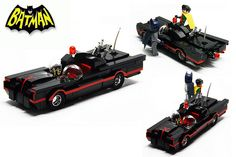 And then there's the 60's Lego Batmobile
