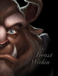 The Hardcover of the The Beast Within: A Tale of Beauty's Prince (Villains Series by Serena Valentino, Disney Storybook Art Team Good Books, My Books, Tale As Old As Time, Books For Teens, Tween Books, Disney Beauty And The Beast, Disney Villains, Disney Characters, Princesas Disney