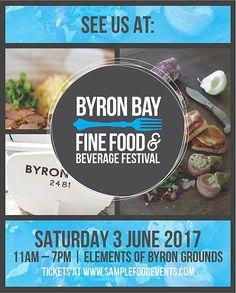 S A T U R D A Y ………………………………………………………………… We have a little duo show at 2pm - we'll play music while u eat yummy food!!!!!! ………………………………………………………………………………………… Byron Bay Fine Food and Beverage Festival www.samplefoodevents.com ……………………………………………………………… #byronbayfoodfest #samplefoodevents #samplefood #samplefoodfest #giglife #gigs #pinkzinc #thepinkzinc #pz #brisbaneband #byronbaywedding #wedding #weddingband #brisbaneweddingband #byronbayeddingband #brisbanewedding  #lovewhatyoudo…