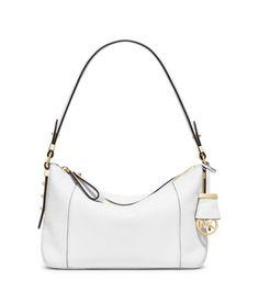 Bowery Medium Leather Shoulder Bag | Michael Kors