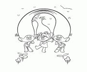 Great Poppy Coloring Pages 65 Print Trolls for Girls