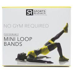Sports Research Sweet Sweat Mini Loop Bands ($15)