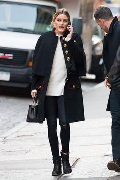Olivia Palermo NYC Nov 2016